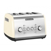 Тостер KitchenAid, кремовый, 5KMT421EAC