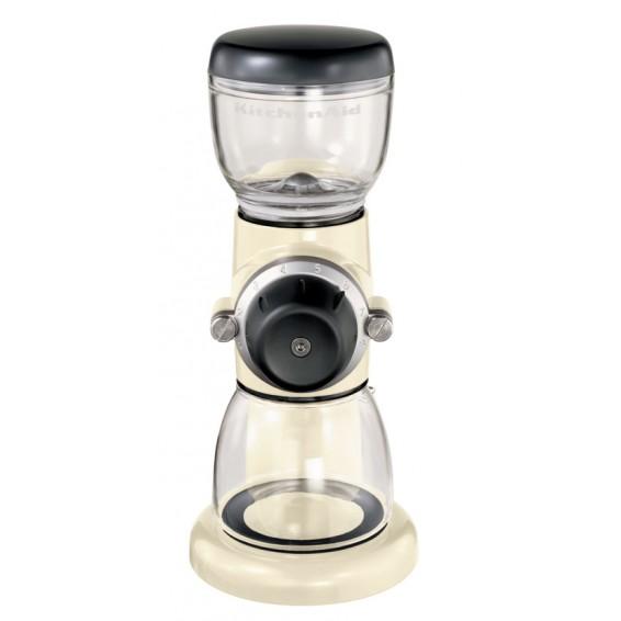 Кофемолка KitchenAid Artisan, кремовый, 5KCG0702EAC