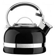 Чайник для плиты KitchenAid, черный, KTEN20SBOB