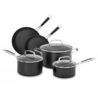 Набор 5 предметов: Сковороды 24/30 см, Сотейники 16/18 см, Кастрюля 24 см KitchenAid, KC2H1S08KD