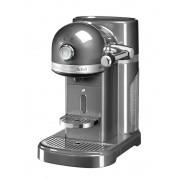 Капсульная кофемашина KitchenAid Nespresso, серебряный медальон, 5KES0503EMS