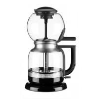 Кофеварка сифонная KitchenAid Artisan, 1л, черный, 5KCM0812EOB