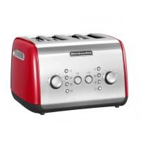 Тостер KitchenAid, красный, 5KMT421EER
