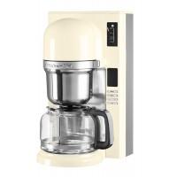 Капельная кофеварка KitchenAid, кремовый, 5KCM0802EAC
