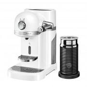Капсульная кофемашина KitchenAid Nespresso, морозный жемчуг, + Aeroccino 3 5KES0504EFP