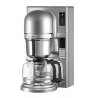 Капельная кофеварка KitchenAid, серебристый, 5KCM0802ECU